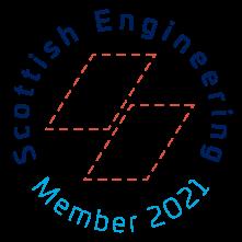 ScotEng member 2021 - orange