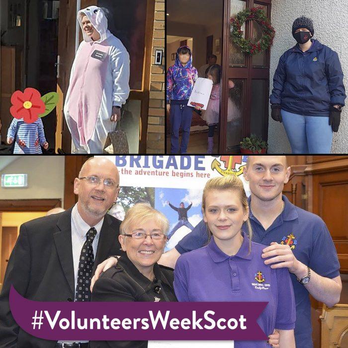 Volunteer Week - Emily